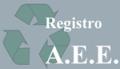 Registro AEE